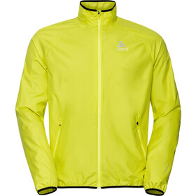 Odlo Element Light Chaqueta Hombre, limeade